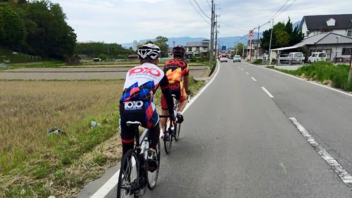 5月3日(日) 練習報告 【サイクリング班】