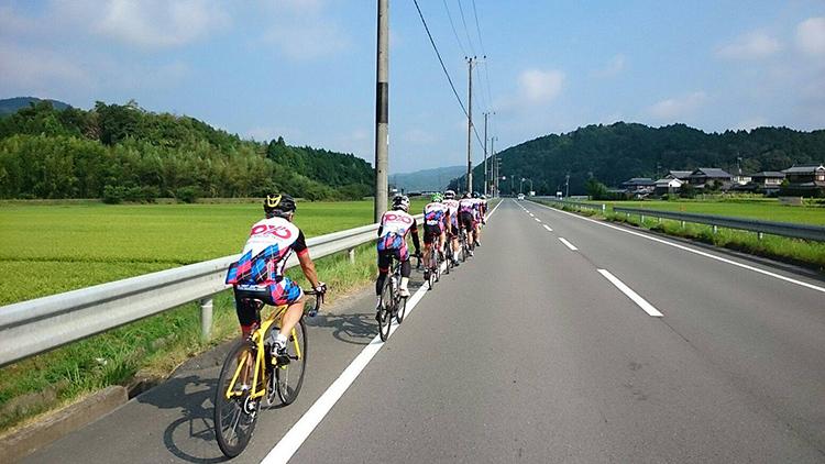 R372、福住へと高速巡航が開始です。